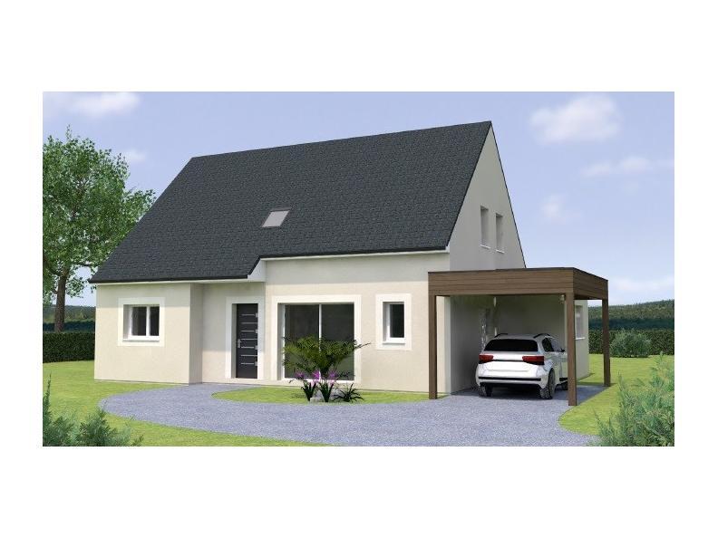 Modèle de maison RCA20138-5B : Vignette 1