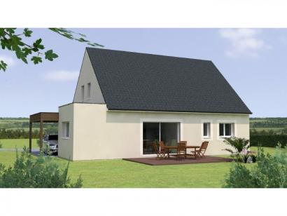 Modèle de maison RCA20138-5B 5 chambres  : Photo 2