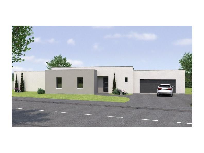 Modèle de maison PPTT20139-3GA : Vignette 1