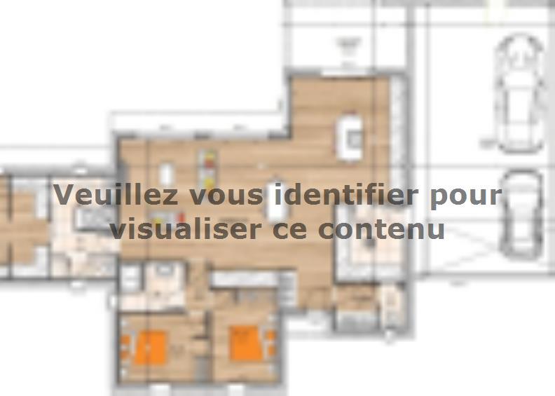 Plan de maison PPTT20139-3GA : Vignette 1