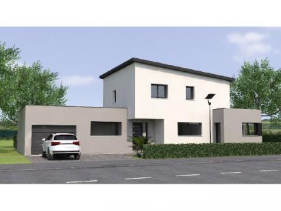 Modèle de maison R120131-3BGA 3 chambres  : Photo 1