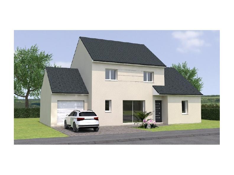 Modèle de maison R119118-4BGA : Vignette 1