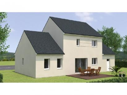 Modèle de maison R119118-4BGA 4 chambres  : Photo 2