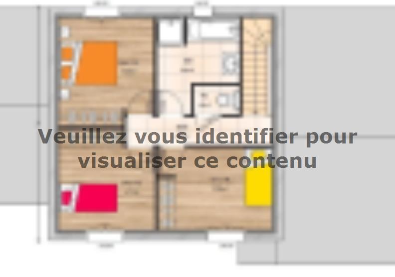 Plan de maison R119118-4BGA : Vignette 2