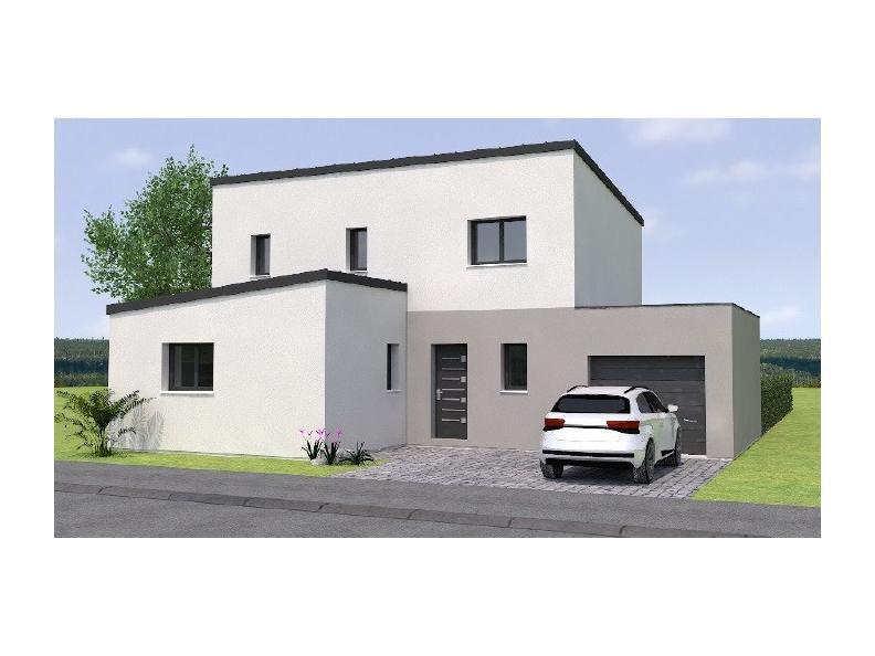 Modèle de maison R119125-4GA : Vignette 1