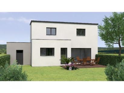 Modèle de maison R119125-4GA 4 chambres  : Photo 2