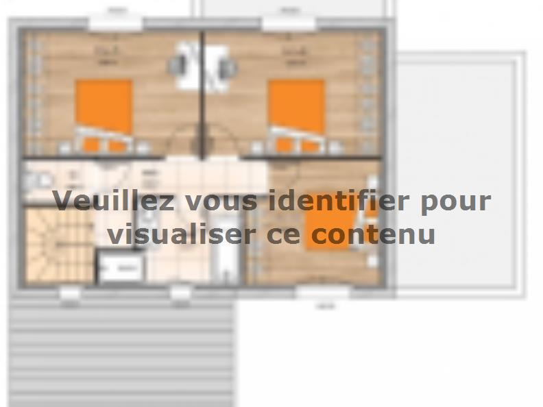 Plan de maison R119125-4GA : Vignette 2