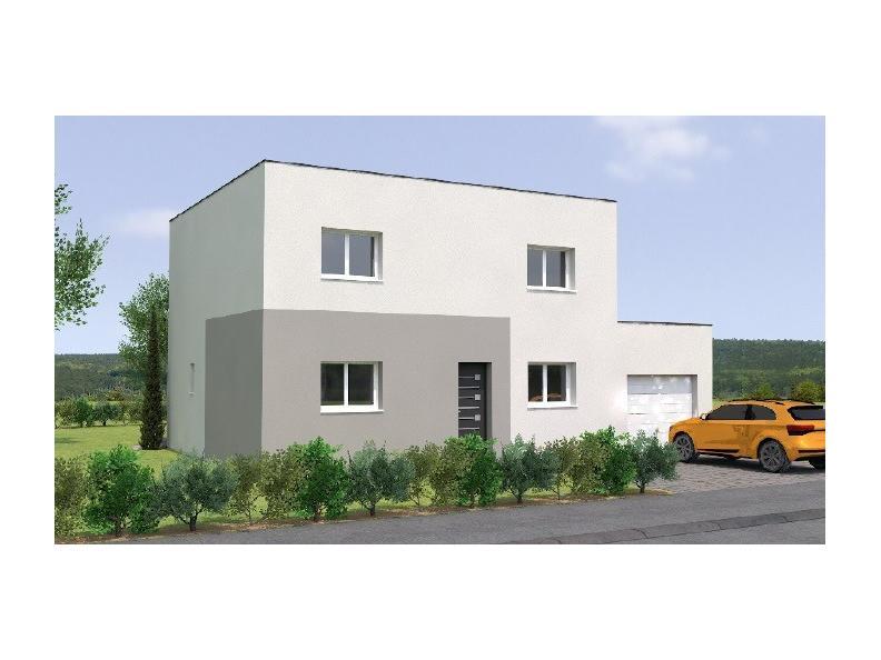 Modèle de maison R1TT19128-4GA : Vignette 1