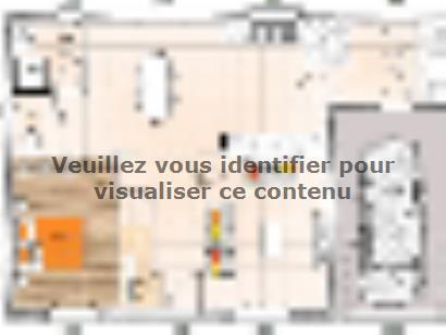 Plan de maison R1TT19128-4GA 4 chambres  : Photo 1