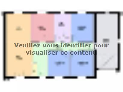 Maison neuve  à  Vernéville (57130)  - 203900 € * : photo 1