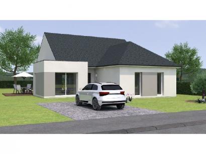 Modèle de maison PP19115-3B 3 chambres  : Photo 1
