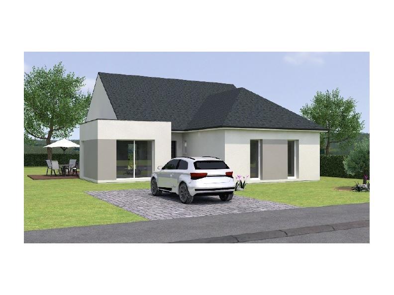 Modèle de maison PP19115-3B : Vignette 1