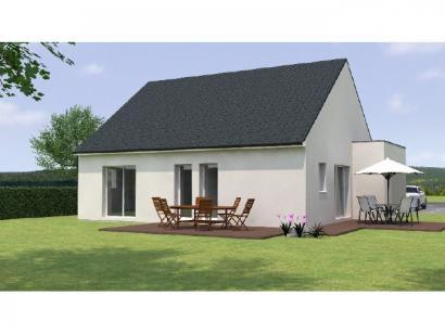 Modèle de maison PP19115-3B 3 chambres  : Photo 2