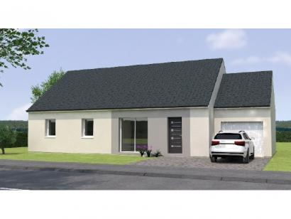 Modèle de maison PP19102-4GA 4 chambres  : Photo 1