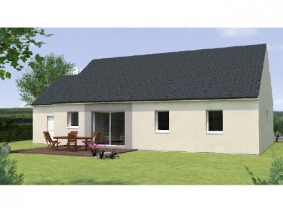 Modèle de maison PP19102-4GA 4 chambres  : Photo 2