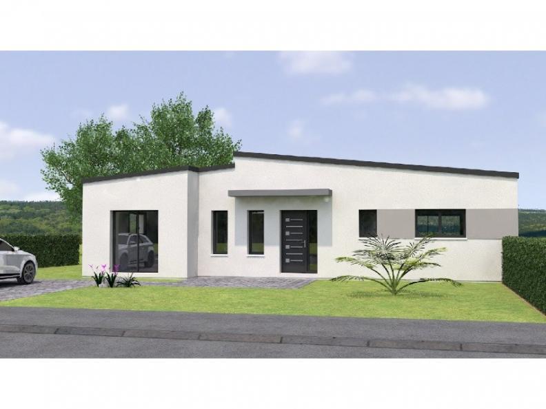 Modèle de maison PP19120-3B : Vignette 1