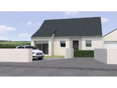 Modèle de maison PP1978-2 2 chambres  : Photo 1