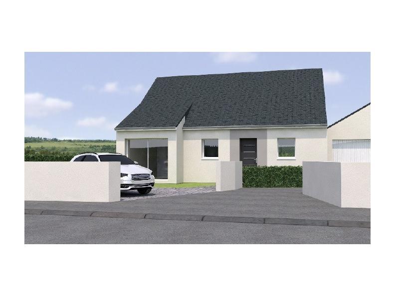 Modèle de maison PP1978-2 : Vignette 1