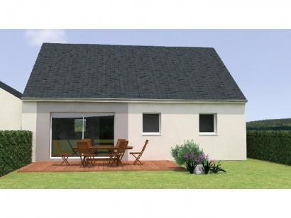 Modèle de maison PP1978-2 2 chambres  : Photo 2