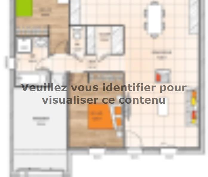 Plan de maison PP1978-2 : Vignette 1