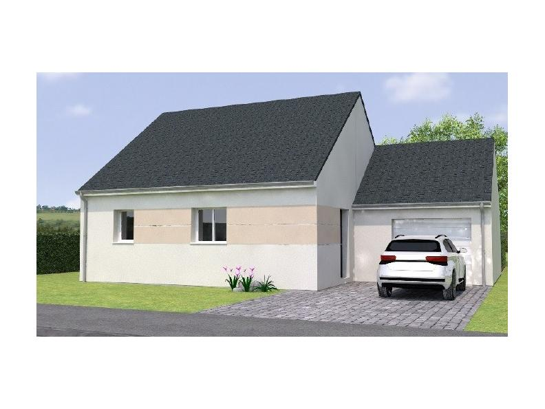 Modèle de maison PP1962-2GA : Vignette 1