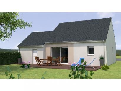 Modèle de maison PP1962-2GA 2 chambres  : Photo 2