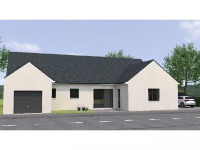 Modèle de maison PP19155-3GI 3 chambres  : Photo 1