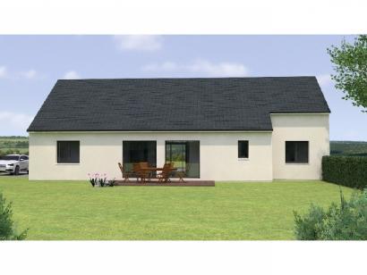 Modèle de maison PP19155-3GI 3 chambres  : Photo 2
