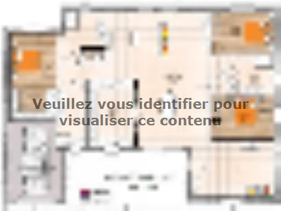 Plan de maison PP19155-3GI 3 chambres  : Photo 1