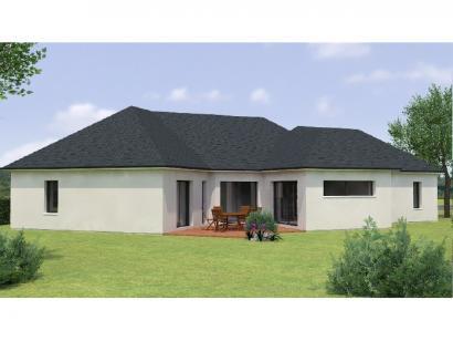 Modèle de maison PP19164-4BGI 4 chambres  : Photo 2