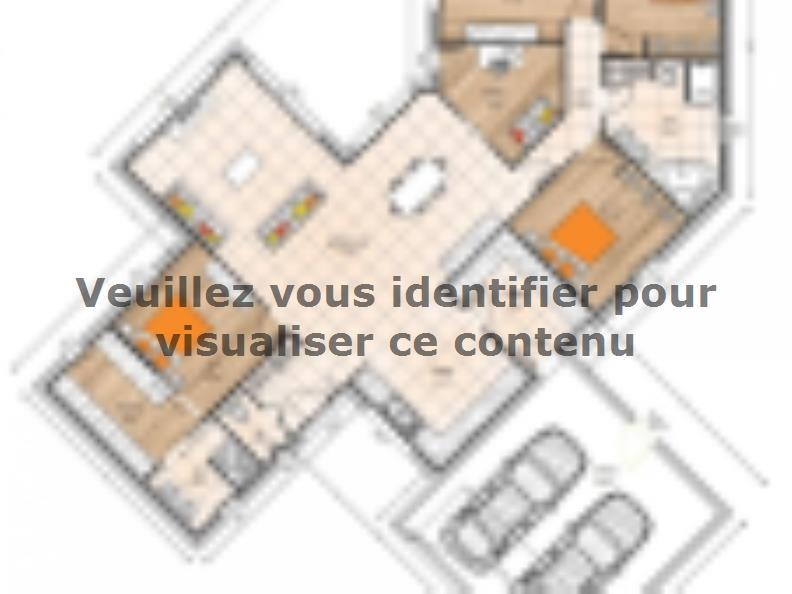 Plan de maison PP19164-4BGI : Vignette 1