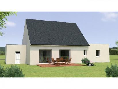 Modèle de maison PP19120-3GA 3 chambres  : Photo 2