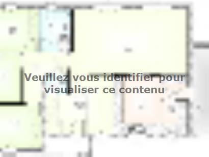 Plan de maison PP19120-3GA 3 chambres  : Photo 1