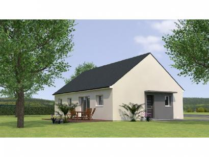 Modèle de maison PP20103-3 3 chambres  : Photo 1