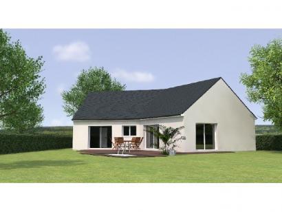 Modèle de maison PP20102-3GI 2 chambres  : Photo 2