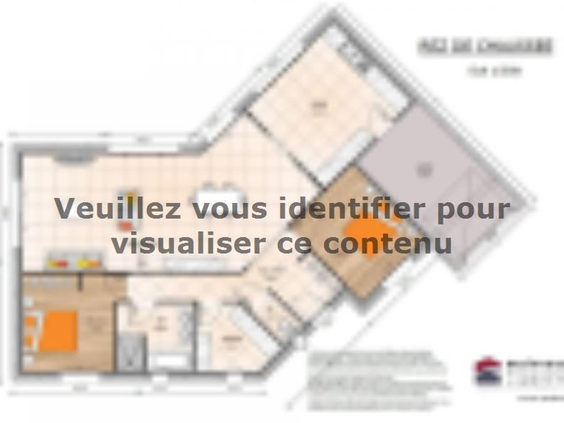 Plan de maison PP20102-3GI : Vignette 1