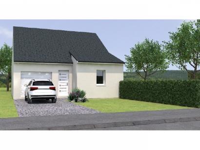 Modèle de maison PP2062-2GI 2 chambres  : Photo 1