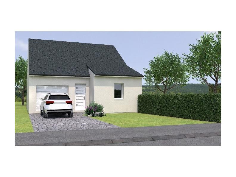 Modèle de maison PP2062-2GI : Vignette 1