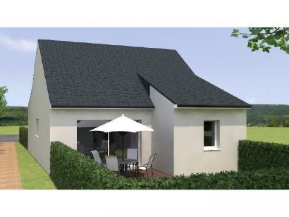 Modèle de maison PP2062-2GI 2 chambres  : Photo 2