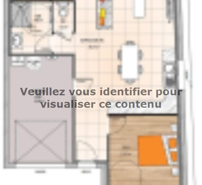 Plan de maison PP2062-2GI : Vignette 1