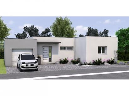 Modèle de maison PP2091-2GI 2 chambres  : Photo 1