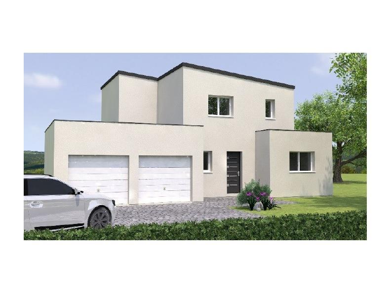 Modèle de maison R1MP19118-4GA : Vignette 1
