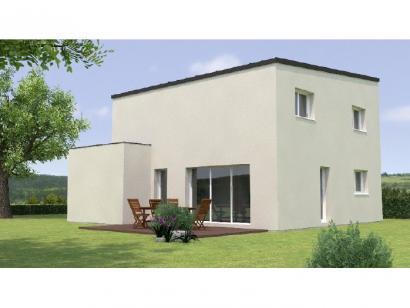 Modèle de maison R1MP19118-4GA 4 chambres  : Photo 2