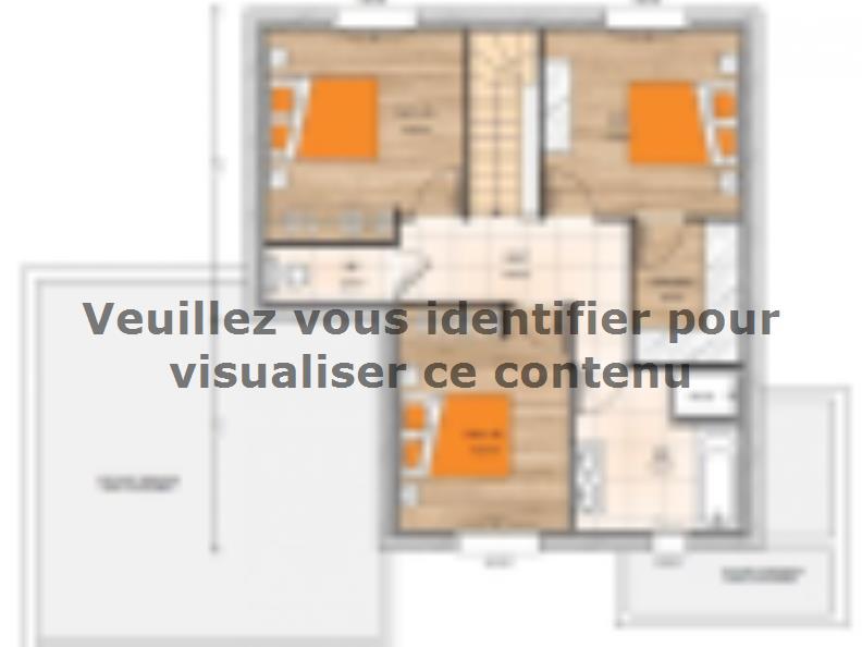 Plan de maison R1MP19118-4GA : Vignette 2