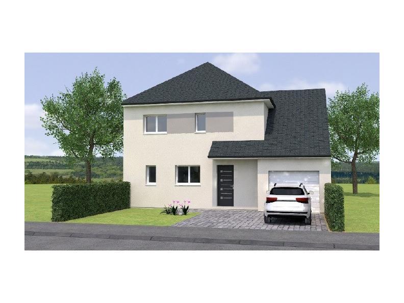 Modèle de maison R119115-4GI : Vignette 1