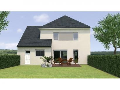 Modèle de maison R119115-4GI 4 chambres  : Photo 2