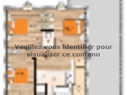 Plan de maison R119115-4GI 4 chambres  : Photo 2