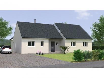Modèle de maison PP19130-3B 3 chambres  : Photo 1