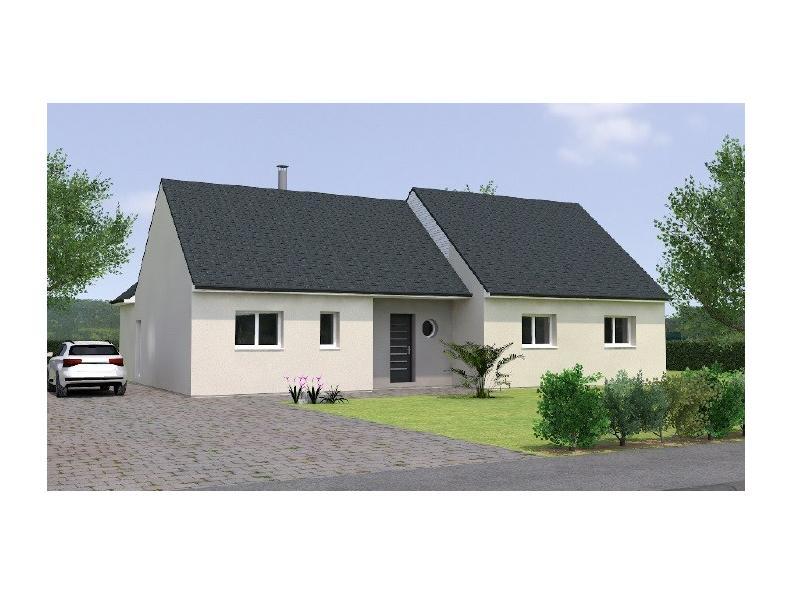 Modèle de maison PP19130-3B : Vignette 1