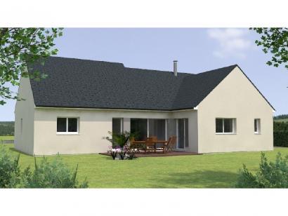 Modèle de maison PP19130-3B 3 chambres  : Photo 2
